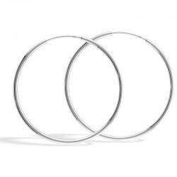 Kolczyki kółka C 36 mm